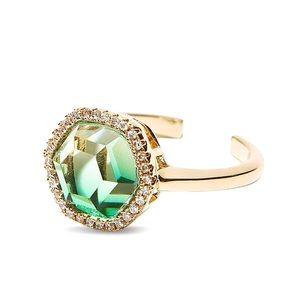 NWT Joy Dravecky gorgeous Chloe Ring Size 6-8